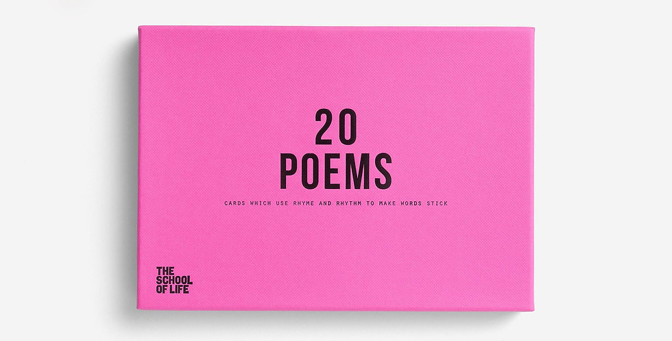 A collection of twenty short poems which offer wit and wisdom