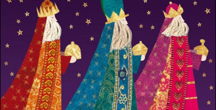 We Three Kings (5pk)