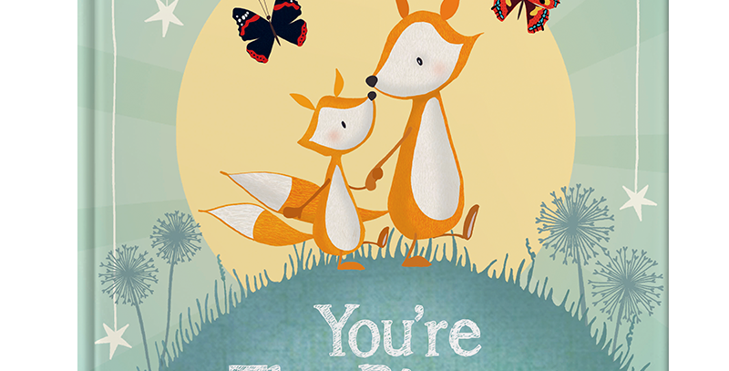 You're The Biggest is a delightful book for a sibling celebrating their role as the biggest following the arrival of a new ba