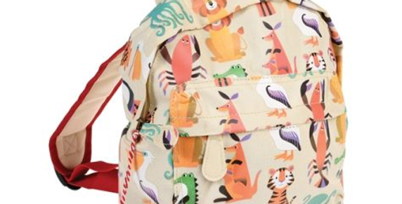 colourful creatures mini backpack for kids