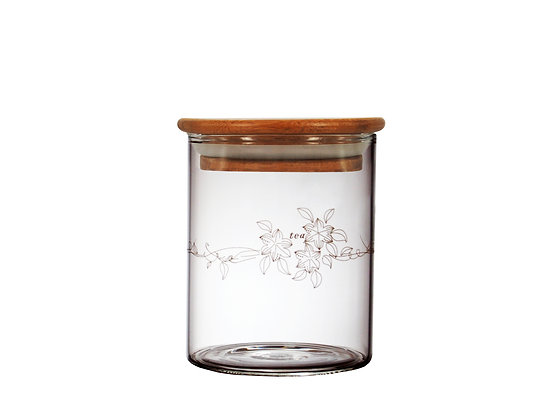 一屋窟 0.36L Glass Seal  Storage Container
