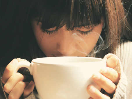 Poems That Smooth You During Gloomy  Days, The Three Lovely Poems About Coffee