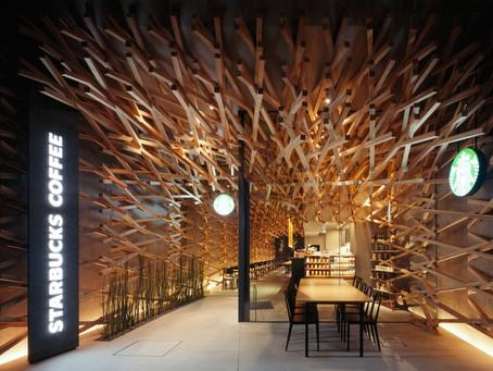 Eye-popping Cafes
