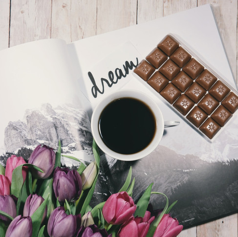 Food Pairing for Valentines Day: Coffee and Chocolate