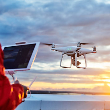 Formation complète de télépilotage de Drône avec Sabri El Fani Formateur professionnel à Paris