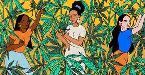 Mujeres: más orgasmos gracias al Cannabis