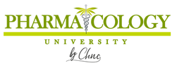 NEW logo pharmacology university by chnc