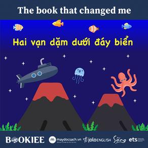 Hai Vạn Dặm Dưới Biển - Quyển Sách Không Chỉ Đọc Mà Còn Truyền Cảm Hứng Đọc