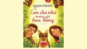 Con Chó Nhỏ Mang Giỏ Hoa Hồng