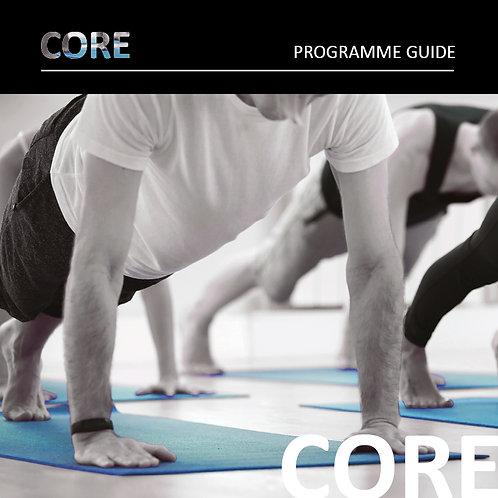 CORE | Programme Guide