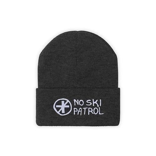ESP No Ski Patrol Beanie