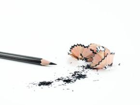 Picky Pencil portrait illustration