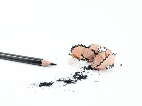 Pencils at play