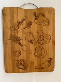 Vegetable Cutting board