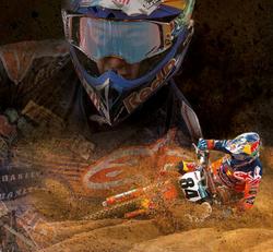 Kingmeca suspension motocross