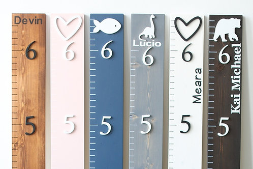 3D Growth Chart with 3D Image & Wording