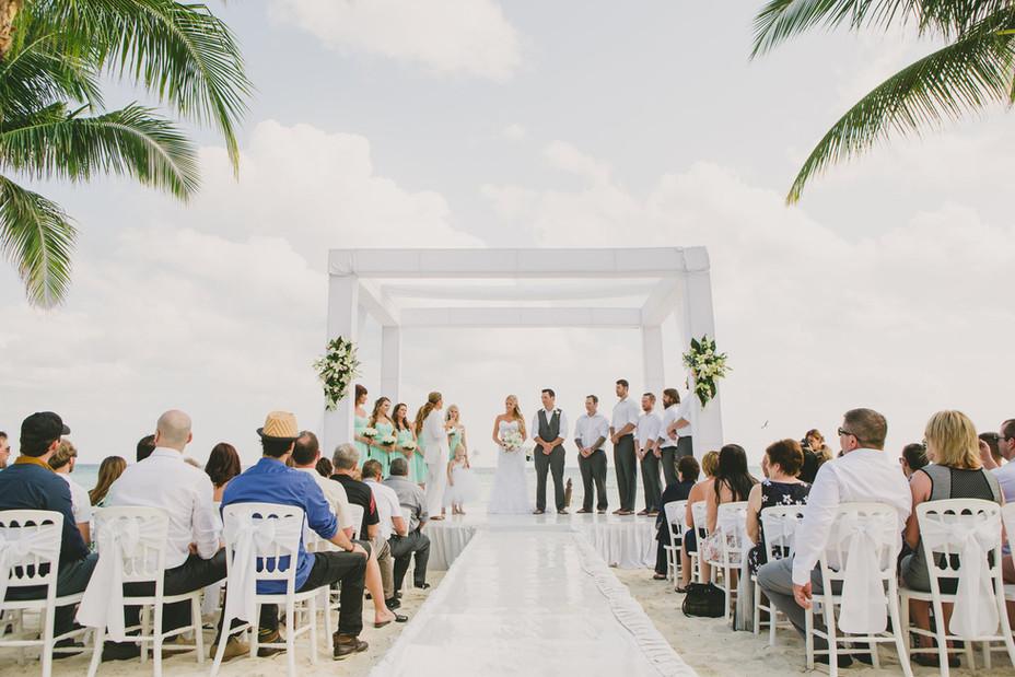 Chad Ashley Mexico Wedding-C A Ceremony-