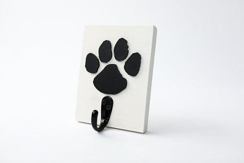 3D Paw Hook Pet Leash Holder