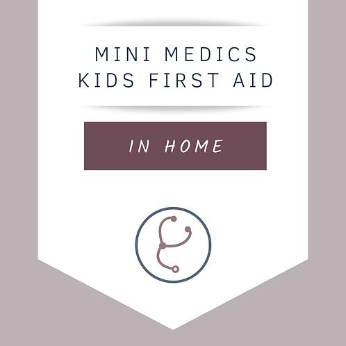 Mini Medics Kids First Aid