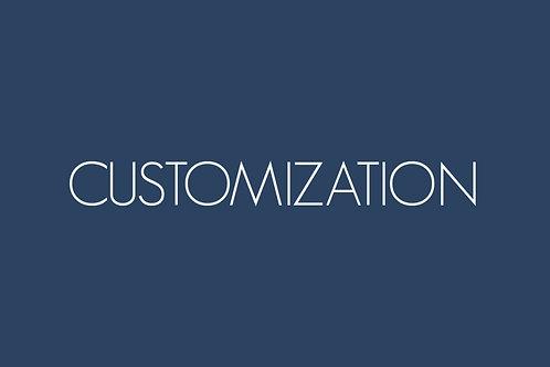 Additional Customization - Santa Board Note