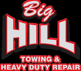 Big Hill Towing Bronze Sponsor