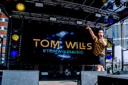 Tom Wills Live