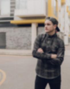 Tom Wills, Singer, Songwriter, Manchester