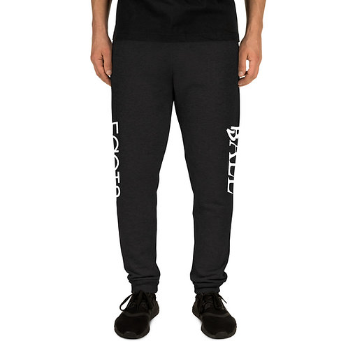 Unisex Ball Facts Joggers