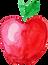 la fille, manger des frites, apprendre, English Apple Club - Cours d'anglais, cours, apprendre anglais, ateliers d'anglais, à domicile, pour les enfants, langues, pomme rouge