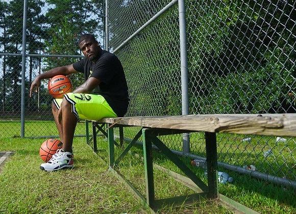 crū Adult Basketball Shorts