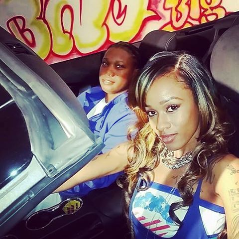 #RoadTrippin video shoot with my costar _mzinkladii