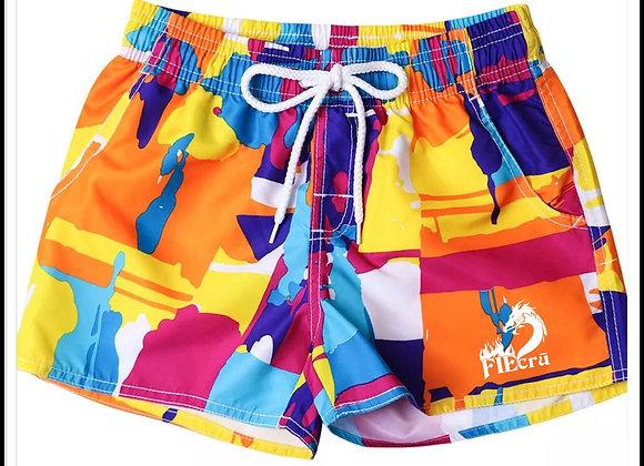 crū Beach Shorts
