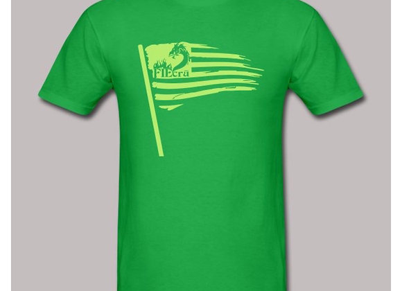 Greenlight crū Flag Tee