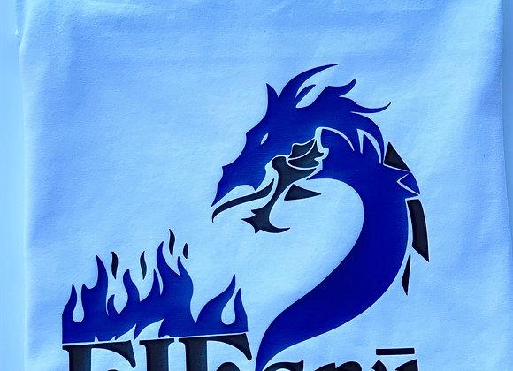 Plus Sized crū Customized Dragon Tee