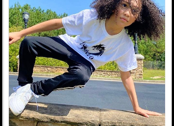 crū Kidz Dragon Tee (Youth)