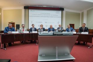 Исполнительный директор «ОПОРЫ РОССИИ» Андрей Шубин принял участие в работе Открытого форума отрасли
