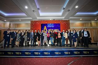 Предпринимателей Оренбуржья наградили за бизнес-успех.