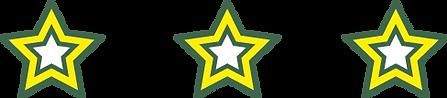 Flashing star