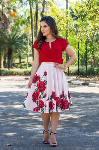 Saia Midi: mais que um estilo lady like!