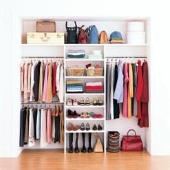 Guarda-roupa amigo e funcional