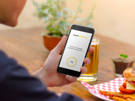 Not your usual hangover cure! Drink Smarter with this Smart Drinking App