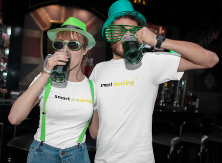 Smart Drinking added Augmented Reality Jack Black as its smart drinking coach