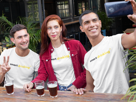 Smart Drinking collaboration with Bars