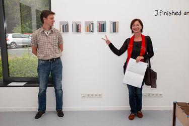 Eventfotografie, Ausstellung, Fotodokumentation Kunde: Sparkasse Nürnberg