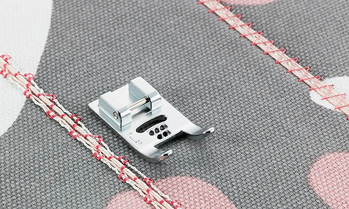 5 Hole Cording Foot (7mm) for Brother Sewing Machine