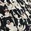 Thumbnail: Collie Dog 100% Cotton Fabric