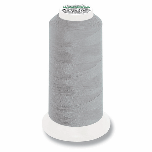 LIGHT GREY Overlocker Thread Kingspool 2,500m