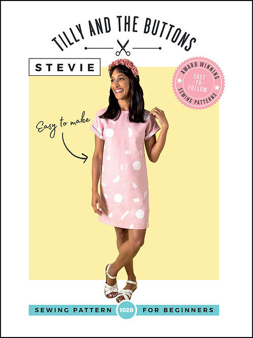 STEVIE Tilly & The Buttons PATTERN