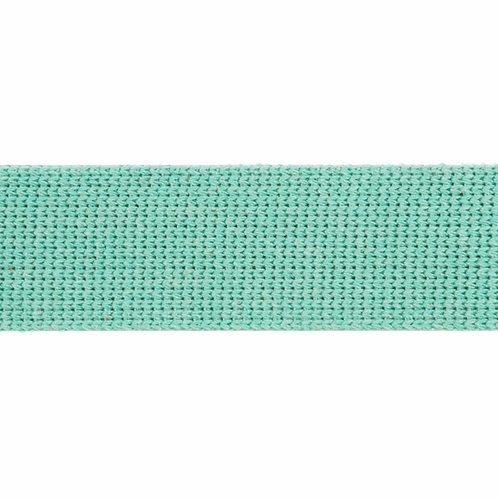 Mint Green 30mm Cotton Webbing Strapping Tape