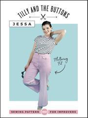 JESSA Tilly & The Buttons PATTERN
